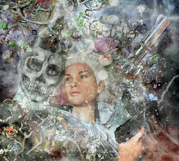 Stormy Digital Art - Allegiance by Betsy Knapp