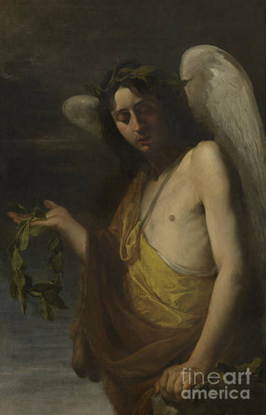 Wall Art - Painting - Allegory Of Virtuous Love by Valentin de Boulogne