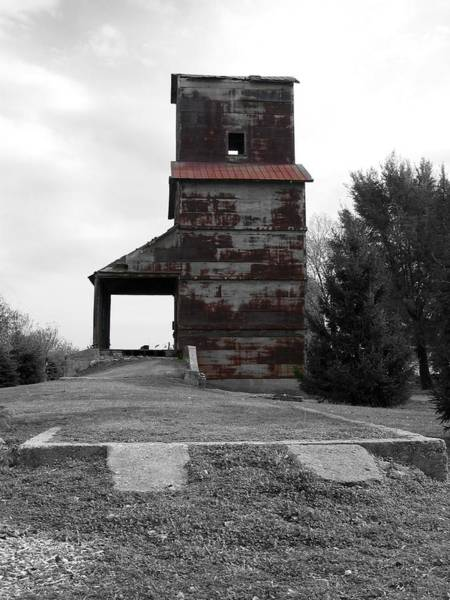 Photograph - Allentown Elevator by Dylan Punke
