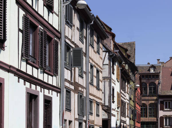 Wall Art - Photograph - Alley In La Petite France by Teresa Mucha