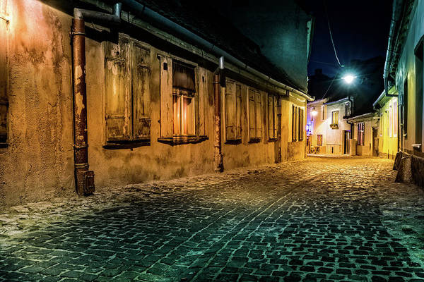 Photograph - Alley by Mihai Andritoiu