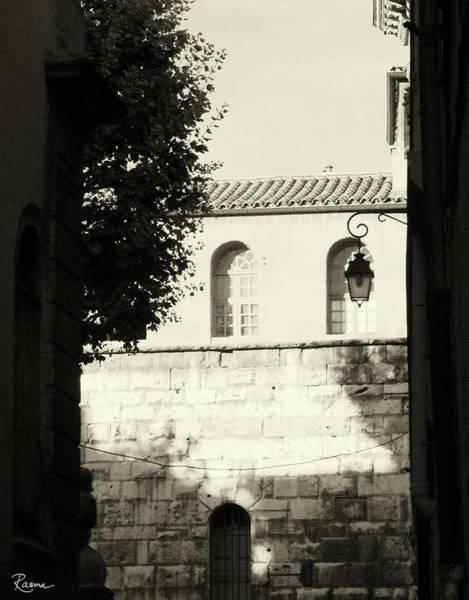 Photograph - Alley Mystery by Rasma Bertz