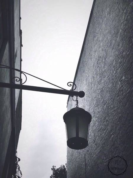 Kora Wall Art - Photograph - Alleyway Illumination by Kora Cheyenne Milligan