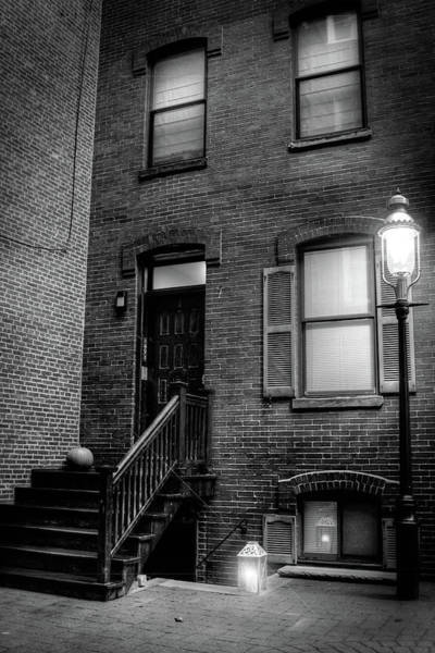Photograph - Alleyway In Boston - North End by Joann Vitali