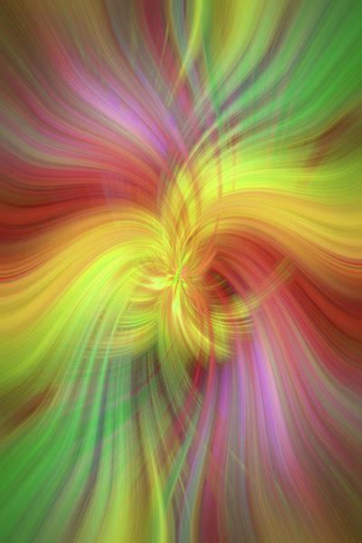 Blast Wave Wall Art - Photograph - Alliance Of Sun And Earth by Jenny Rainbow