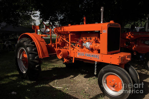 Wall Art - Photograph - Allis-chalmers Wc by Mike Eingle