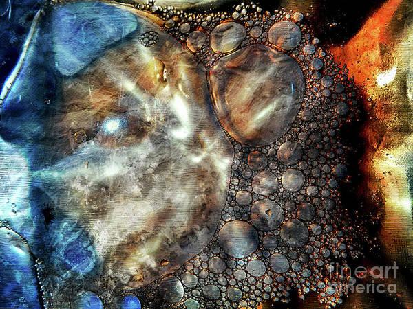 Mixed Media - Alluring Gems by Jolanta Anna Karolska
