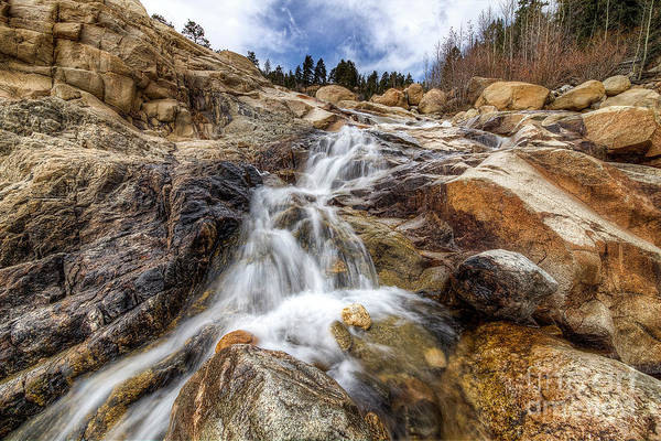Wall Art - Photograph - Alluvial Fan In March by Twenty Two North Photography