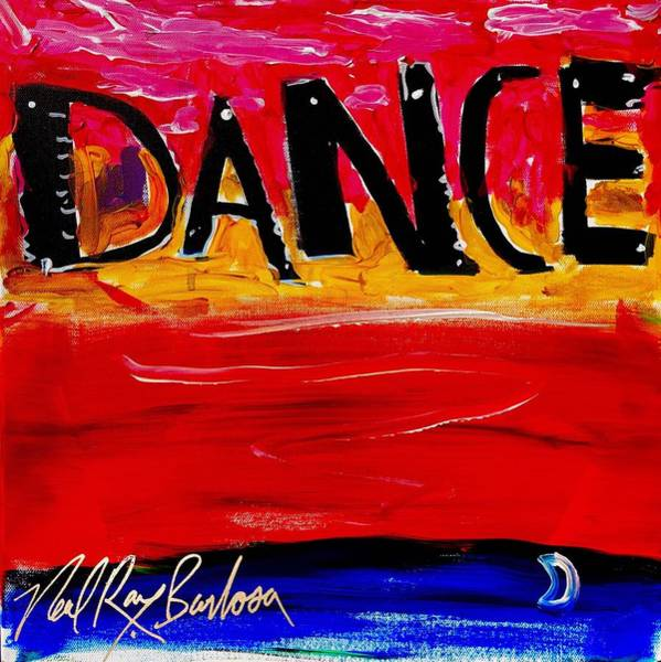 Painting - Allways Dance by Neal Barbosa