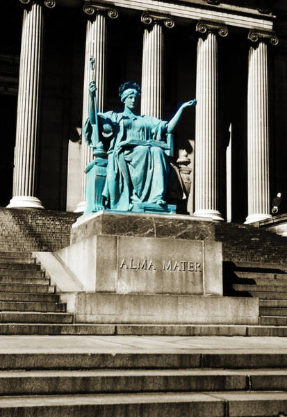 Photograph - Alma Mater by Marilyn Hunt