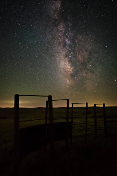 Photograph - Alma Night by Scott Bean