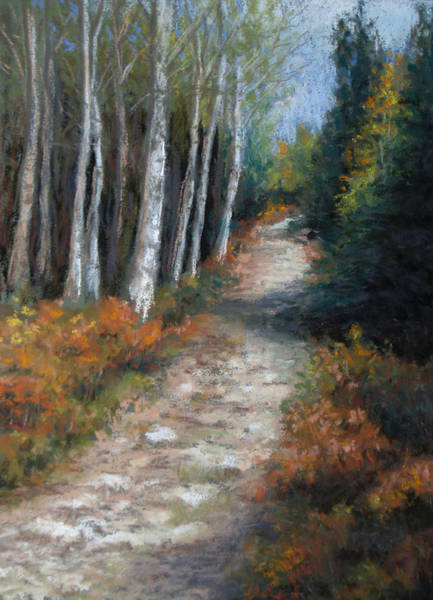 Painting - Almost Autumn by Susan Jenkins
