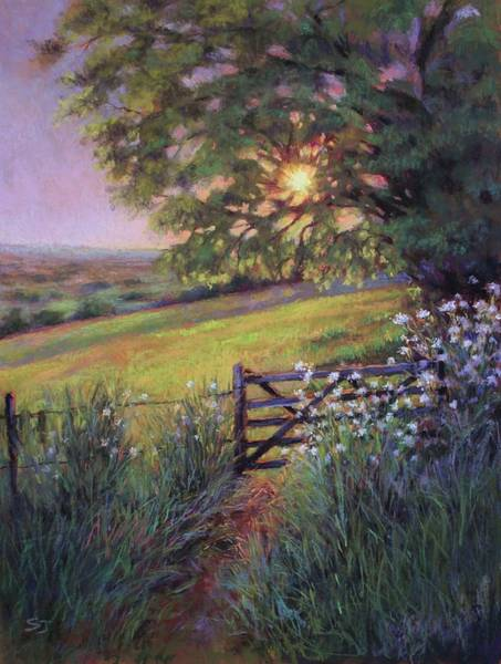 Painting - Almost Forgotten by Susan Jenkins