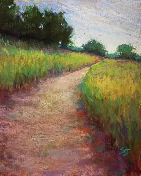 Painting - Almost Home by Susan Jenkins