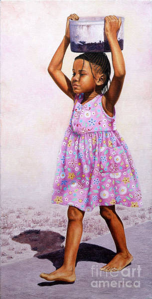 Painting - Almost There by Nicole Minnis