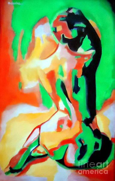 Painting - Alone At Night by Helena Wierzbicki