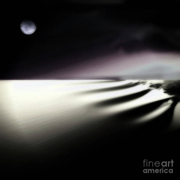Wall Art - Painting - Alone by Mindy Sommers