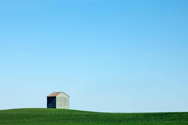 Wall Art - Photograph - Alone On The Plains by Todd Klassy