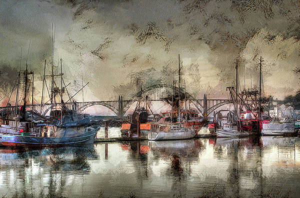 Photograph - Along The Bay Front by Thom Zehrfeld