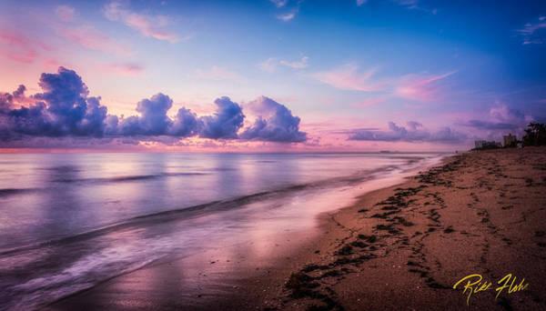 Photograph - Along The Beach by Rikk Flohr