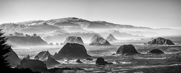 Photograph - Along The California Coast by Jon Glaser