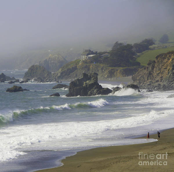 Photograph - Along The Pacific #2 by Joyce Creswell