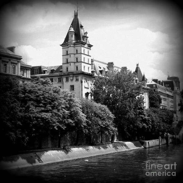 Photograph - Along The Seine by Carol Groenen