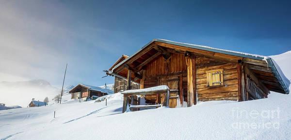 Swiss Alps Wall Art - Photograph - Alp Da Stierva by DiFigiano Photography