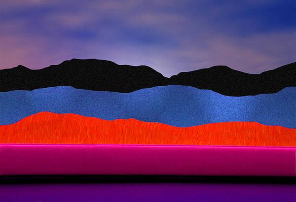Photograph - Alpenglow by Paul Wear