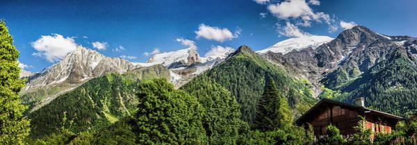 Photograph - Alpine Chalet by Chris Boulton