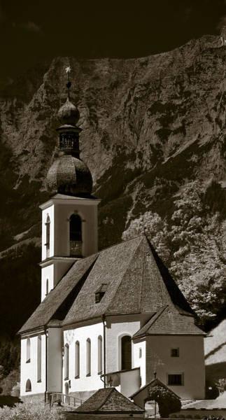 Wall Art - Photograph - Alpine Church by Frank Tschakert