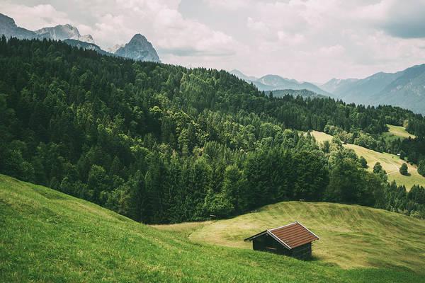 Wall Art - Photograph - Alpine Germany Landscape by Pati Photography
