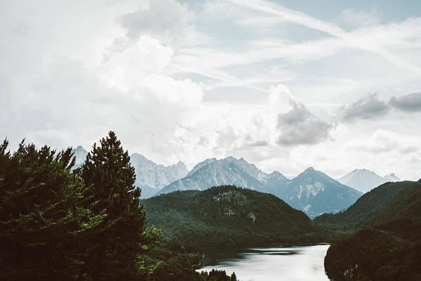 Wall Art - Photograph - Alpine Lake Landscape by Pati Photography