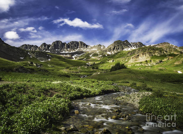 Photograph - Alpine Loop  by Bitter Buffalo Photography