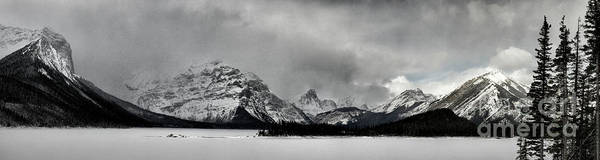 Photograph - Alpine Snowstorm by Brad Allen Fine Art