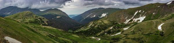 Photograph - Alpine Visitor Center Panorama by Andy Konieczny