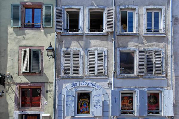 Alsace Wall Art - Photograph - Alsation Windows by Joachim G Pinkawa