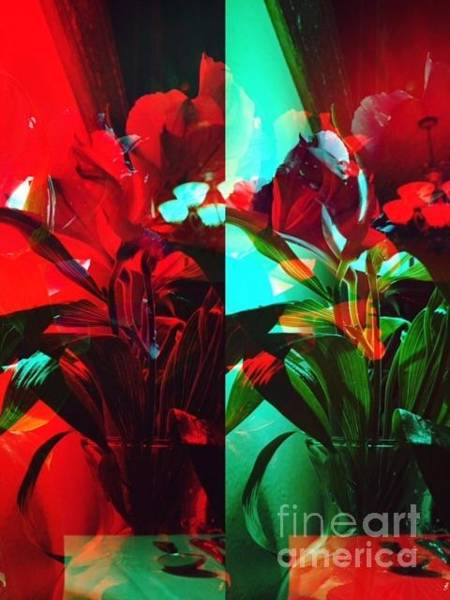 Photograph - Alstroemeria by Jenny Revitz Soper