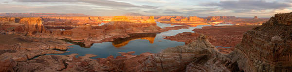 Photograph - Alstrom Point Panorama by Dustin LeFevre