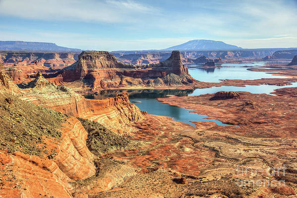 Photograph - Alstrom Point by Spencer Baugh