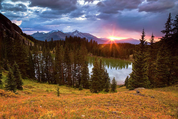 Photograph - Alta Lakes by Whit Richardson