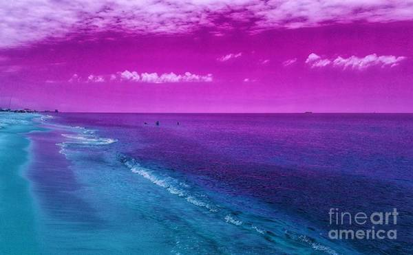 Photograph - Alternate Beach Escape 2 by Rachel Hannah