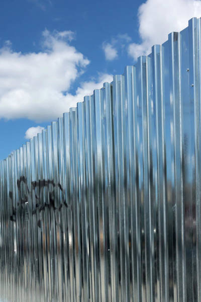 Photograph - Aluminum Reflections by Cate Franklyn