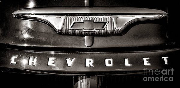 Wall Art - Photograph - Always A Chevrolet  by Olivier Le Queinec