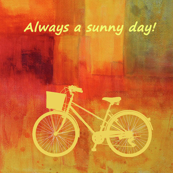 Wall Art - Painting - Always A Sunny Day by Nancy Merkle