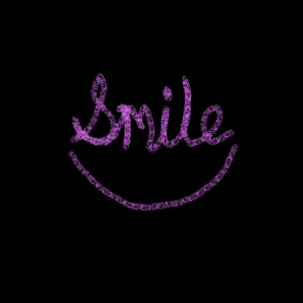 What Is Life Digital Art - Always Remember To Smile by Jorge Gomez