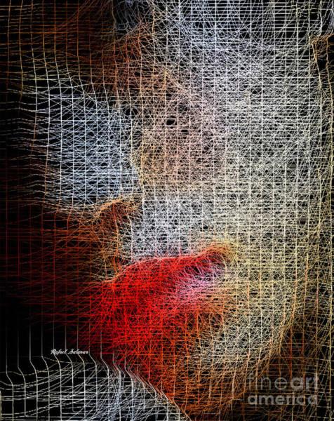 Digital Art - Always Thinking Of You by Rafael Salazar