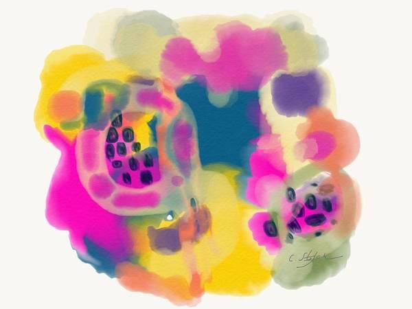 Painting - Amalgam 2 by Cristina Stefan