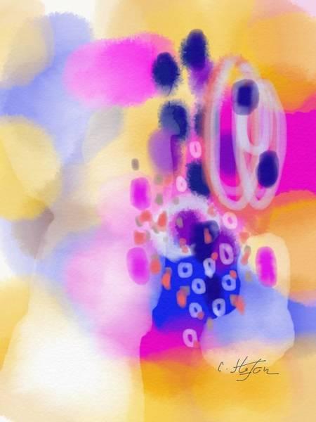 Painting - Amalgam by Cristina Stefan