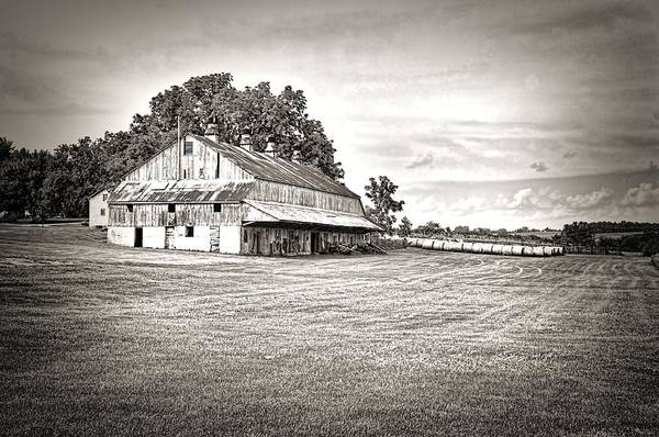Photograph - Amana Colonies Farm House by Scott Hansen